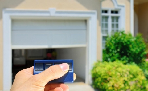 4 Reasons why It's Worth Investing in a Garage Door Opener Picture