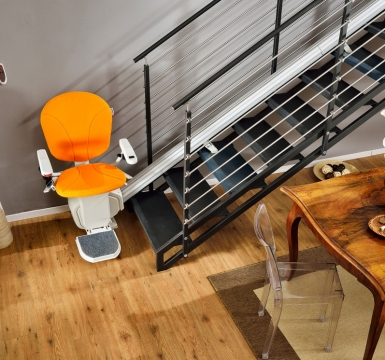 The Most Reliable Home Stair Lifts Picture